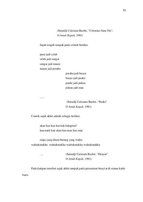 Jual Buku Puisi Sutardji Calzoum Bachri by Buku Ajar Puisi