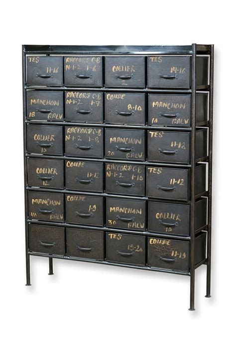 Many Drawer Cabinet by We Sell This At West End Salvage 25 Drawer Cabinet And