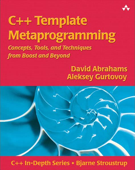 Template Metaprogramming pearson education c template metaprogramming