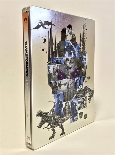 Transformers The Uk Exclusive Steelbook transformers 5 collection steelbook best buy exclusive usa hi def