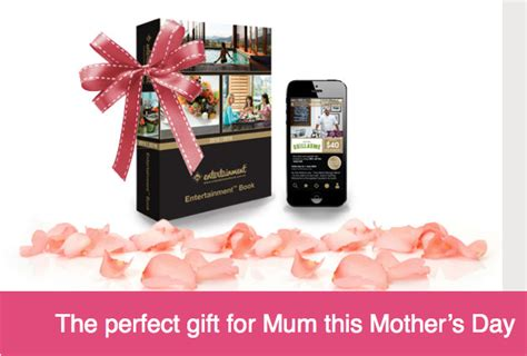 Novel A Mothers Gift keeping up with nsw entertainment book membership a mothers day gift that