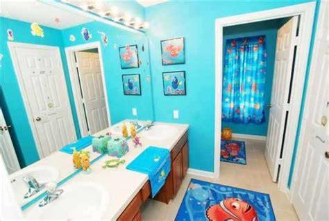 decorado de baños chicos como decorar un cuarto de ba 241 o para ni 241 os