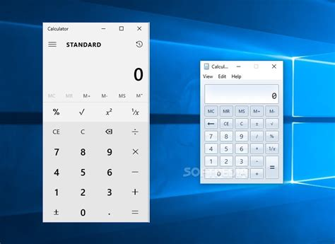 calculator windows 7 bring back classic windows 7 features in windows 10