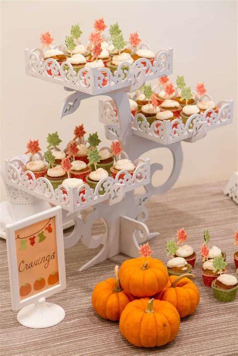 Pumpkin Baby Shower Theme by Festive Pumpkin Baby Shower Baby Shower Ideas