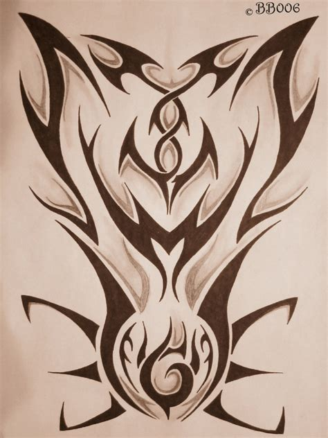 tribal phoenix tattoo images tribal tattoos and designs page 120