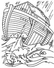 noah and the ark coloring page noahs ark storybook coloring pages coloring pages