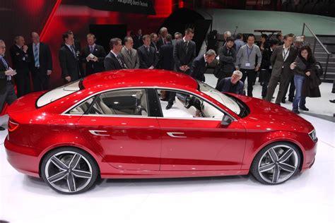 Audi A3 Sedan 2011 by A3 Sedan Concept