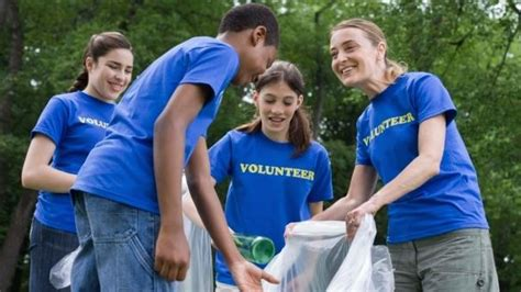 Adolescence Also Search For Volunteer Opportunities For