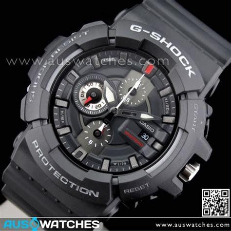 Gac 110 1a Black buy casio g shock lock crown 200m chronograph