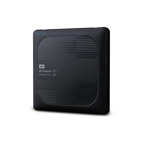 Wd My Passport Wireless Pro 4 Tb western digital my passport wireless pro wdbsmt0040bbk 4tb