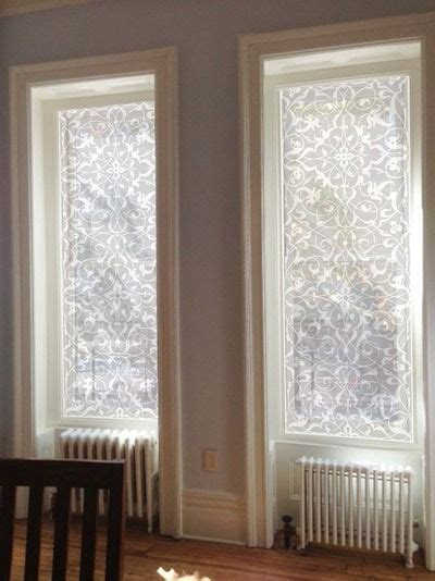 The solution to what to do with long narrow windows delia shades this old house