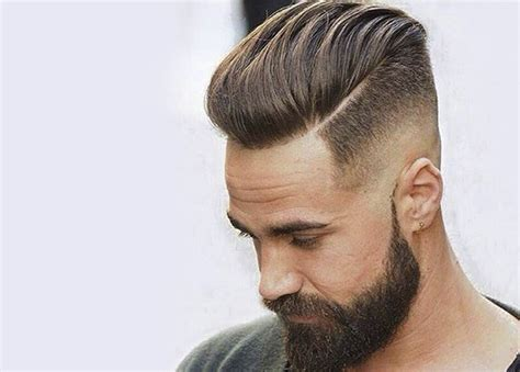 slick back hair and beard top 8 beards hairstyles trends for 2016