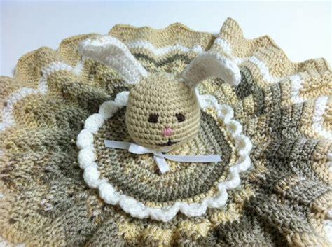 bunny lovey crochet pattern free 38 best images about crochet baby lovey blankies on
