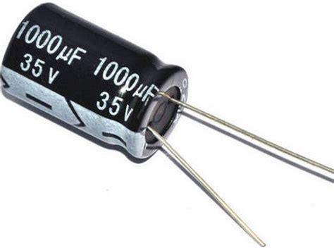 capacitor no electrolitico comprar condensador electrol 237 tico 35v 1000uf pack de 10 con env 237 o en 24 horas mocubo es