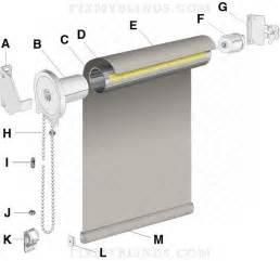 Repair Hunter Douglas Blind 10 Images About Blind Repair Diagrams Amp Visuals On