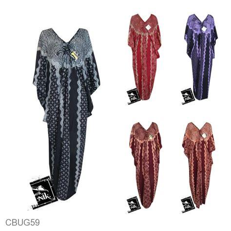 Baju Gamis Kelelawar Terbaru baju batik gamis kelelawar motif tumpal tirta gamis