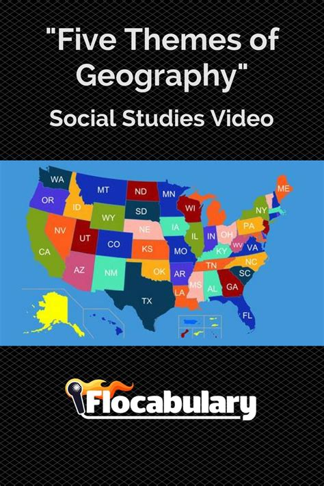 five themes of geography video clips 124 best social studies videos images on pinterest