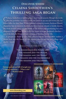 the assassins blade the the assassin s blade the throne of glass novellas by sarah j maas paperback barnes noble 174