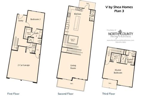 v by shea homes in leucadia floor plan 1 north county pin by rob pontarelli on new home floor plans pinterest