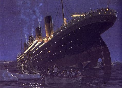 cool wallpapers titanic ship