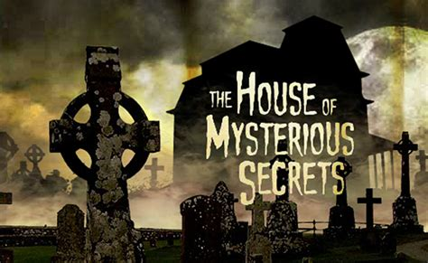 house of mysterious secrets church of halloween part 193
