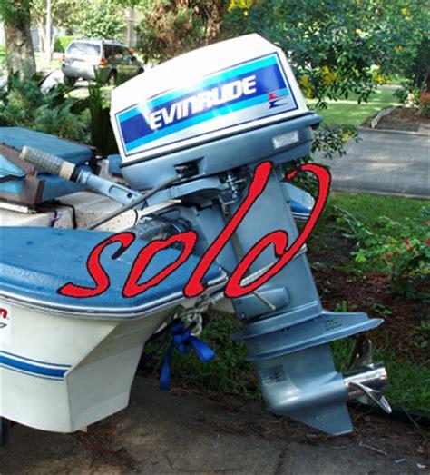 evinrude 35 for sale