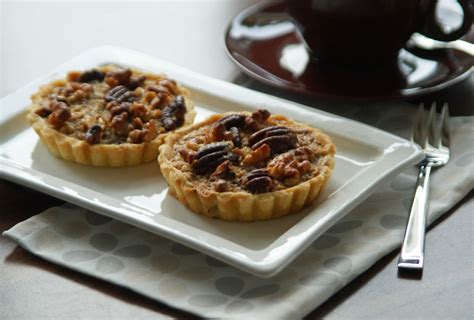 zutaten für kuchen maple pecan pies mini pecannuss kuchen usa kulinarisch