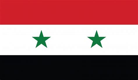 what do the colors on the flag what do the colors and symbols of the flag of syria