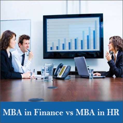 Econ Masters Vs Mba by Mba In Finance Vs Mba In Hr A Detailed Comparison