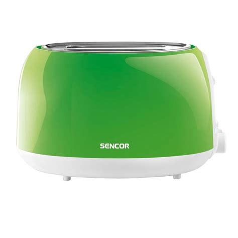 Pale Green Toaster Sencor 2 Slice Solid Green Toaster Sts2701gr Naa1 The