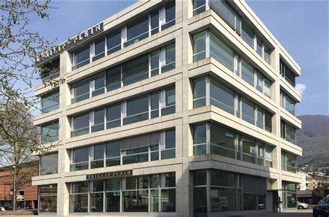 uffici lugano uffici direzionali lugano stile bottega architettura