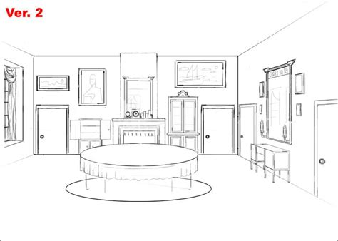 how to draw a bedroom 13 best images about interior perspective ref on pinterest