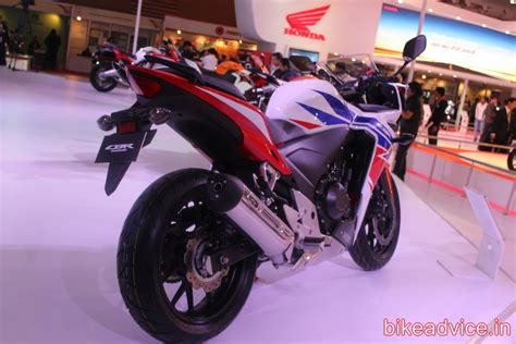 honda cbr india report claims honda cbr500r indian launch this year
