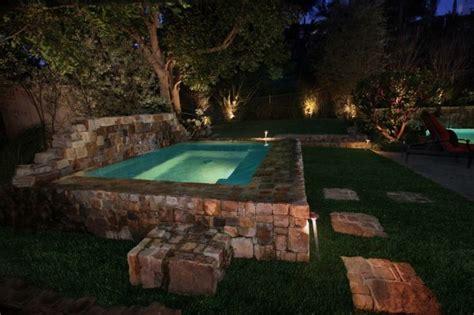 Eclairage Exterieur Piscine Terrasse