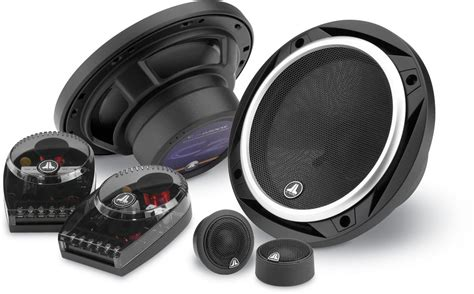 Speaker Subwoofer Terbaik Mobil Jl Audio C2 650 2 Way Component System Pair 99617