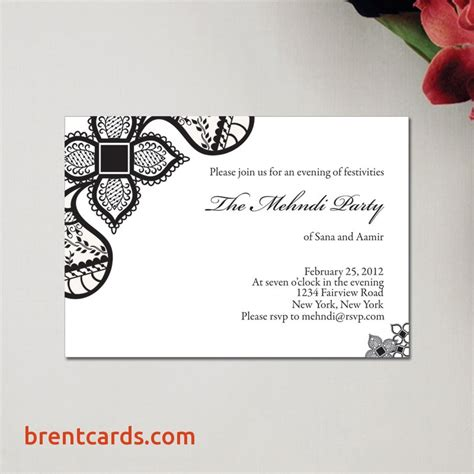 mehndi invitation card template cool birthday cards for boys free card design ideas