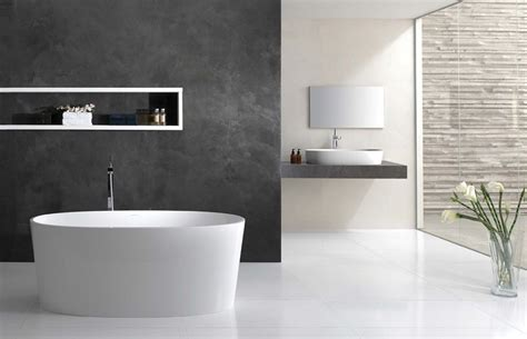 Modern Bathroom Floors by Modern Bathroom Flooring Design Stribal Design