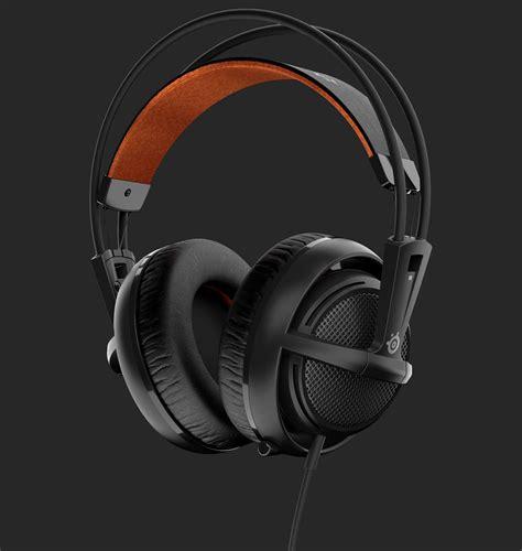 Headset Gaming Steelseries Headset Siberia 200 Black steelseries siberia 200 gaming headset black
