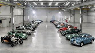 Factory Tour Aston Martin S Factory Tour Petrolheadism