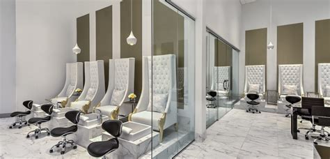 The Cachet Salon by Gallery Cachet Nail Boutique Luxury Nail Salon
