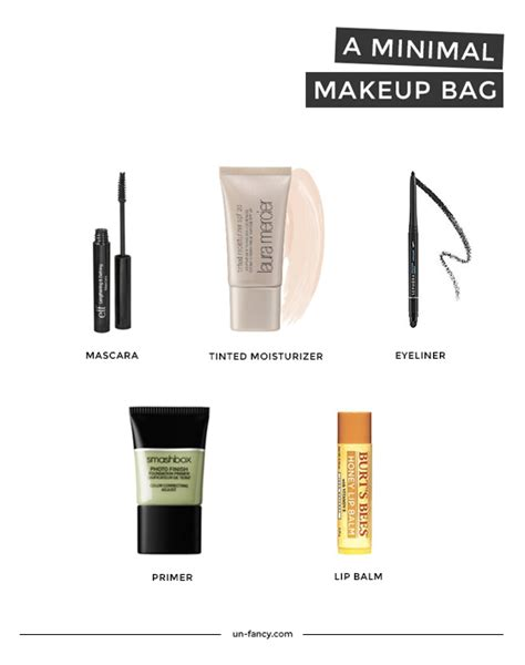 minimalist makeup bag minimalist makeup bag mugeek vidalondon