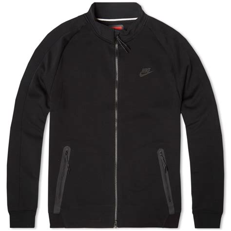 Jacket Nike Fleece nike tech n98 fleece jacket black