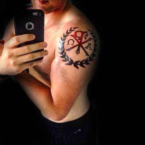 qi tattoo pictures 53 famous chi rho tattoo designs and ideas about symbols