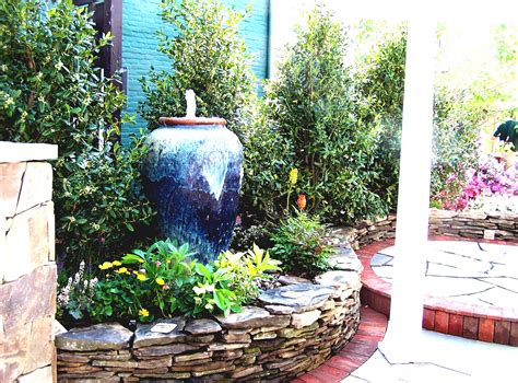 Florida Bathroom Designs Vase Garden Fountains For Front Yard Landscaping