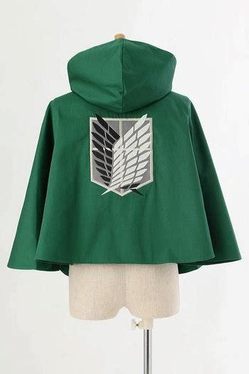Survey Corps Anime anime edition survey corps mantle attack on titan