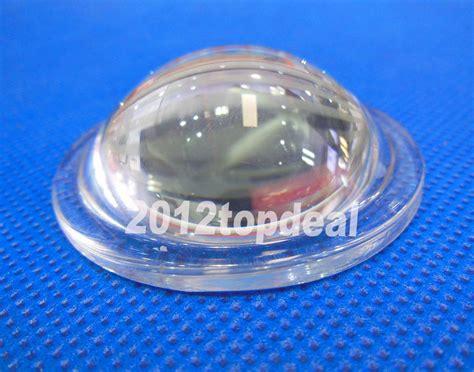 len 12v 20w 5pcs 43mm led lens reflector 4 90 degree for 10w led light
