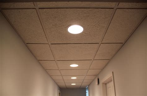 Installing Can Lights In Drop Ceiling Book Of Errant Pages Suspended Ceilings Are Awesome