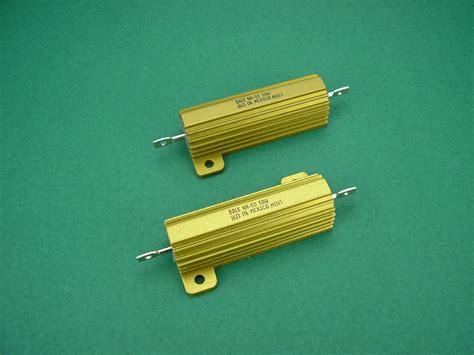 50 ohm 500 watt non inductive resistor 2 x 1000 ohm 50w non inductive power resistors 300b r 246 hrenverst 228 rker ebay