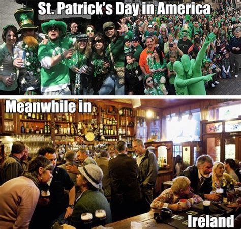 St Pattys Day Meme - everything you know about st patrick s day is wrong