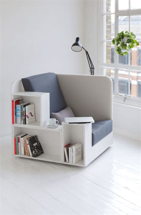 Bookshelf Chair by Diy Bookshelf Chair 2 5